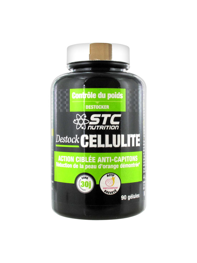 stc nutrition destock cellulite 90 g lules acheter prix bas ici. Black Bedroom Furniture Sets. Home Design Ideas