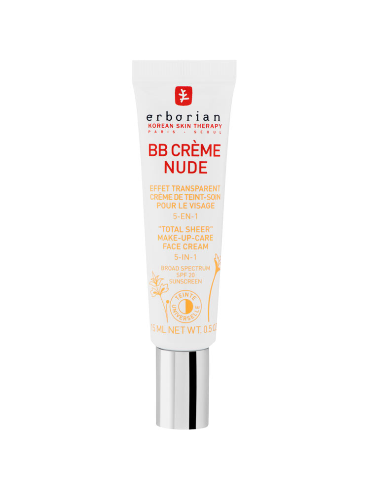erborian bb cream nude