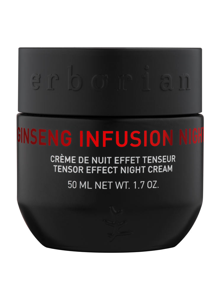 erborian ginseng infusion night tensor effect night cream 50ml. Black Bedroom Furniture Sets. Home Design Ideas