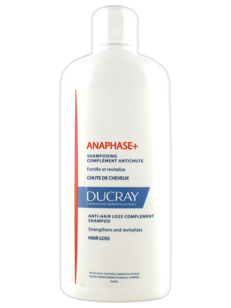 ducray anaphase anti hair loss complement shampoo 400ml. Black Bedroom Furniture Sets. Home Design Ideas