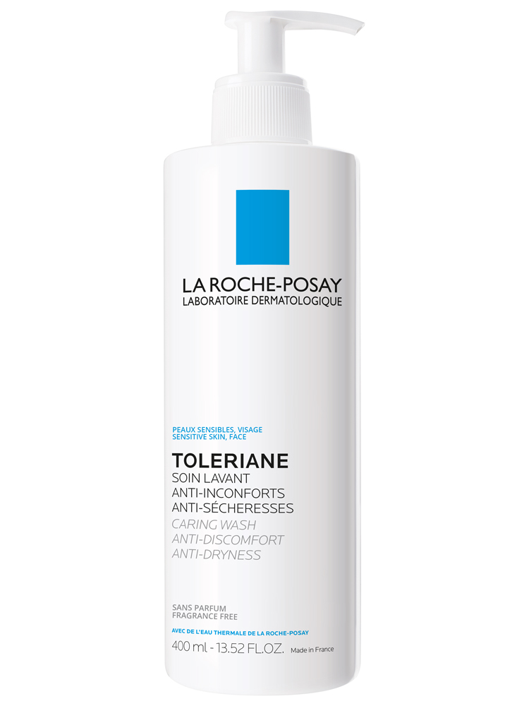 la roche posay tol riane caring wash 400ml buy at low. Black Bedroom Furniture Sets. Home Design Ideas