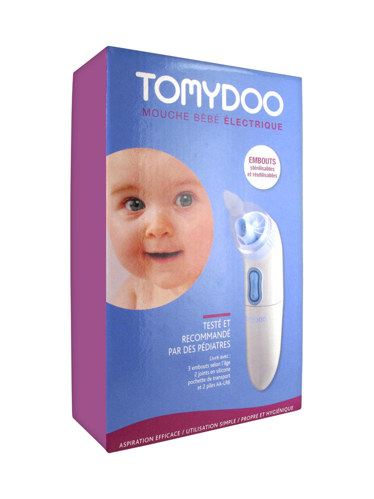 Tomydoo Electric Baby Nose Cleaner