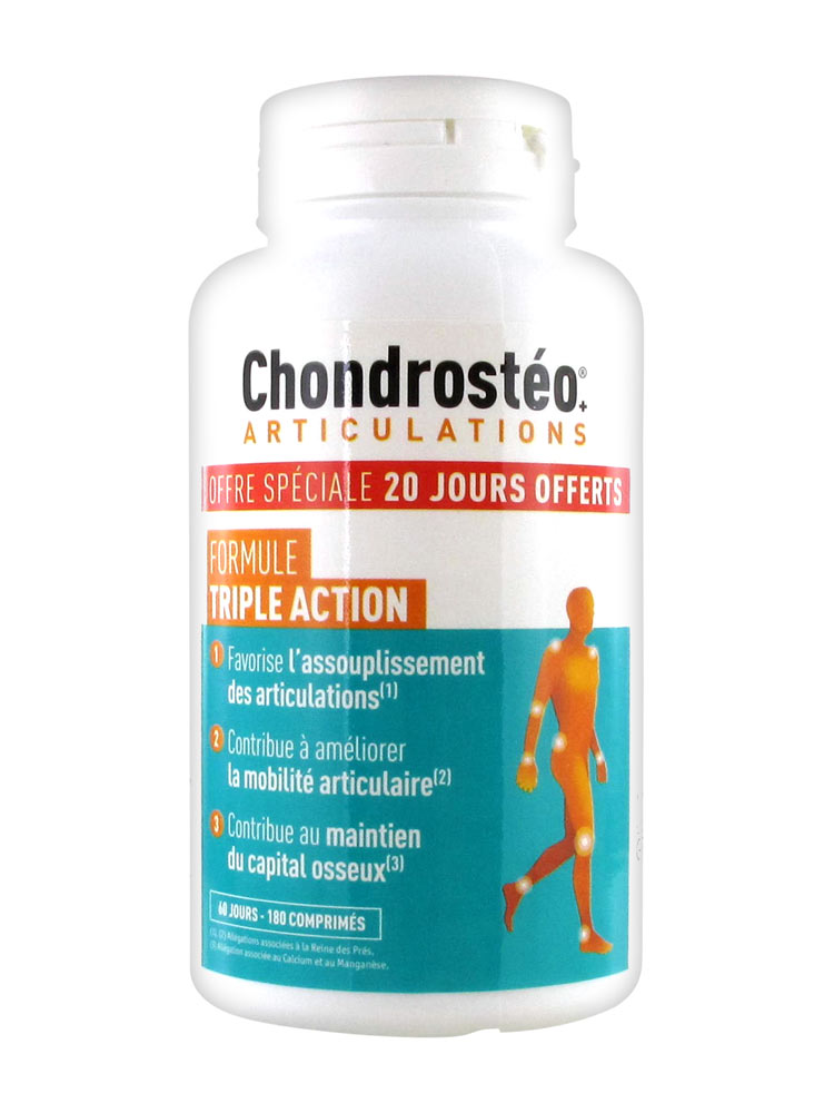EA Pharma Chondrostéo 180 Tablets | Buy at Low Price Here
