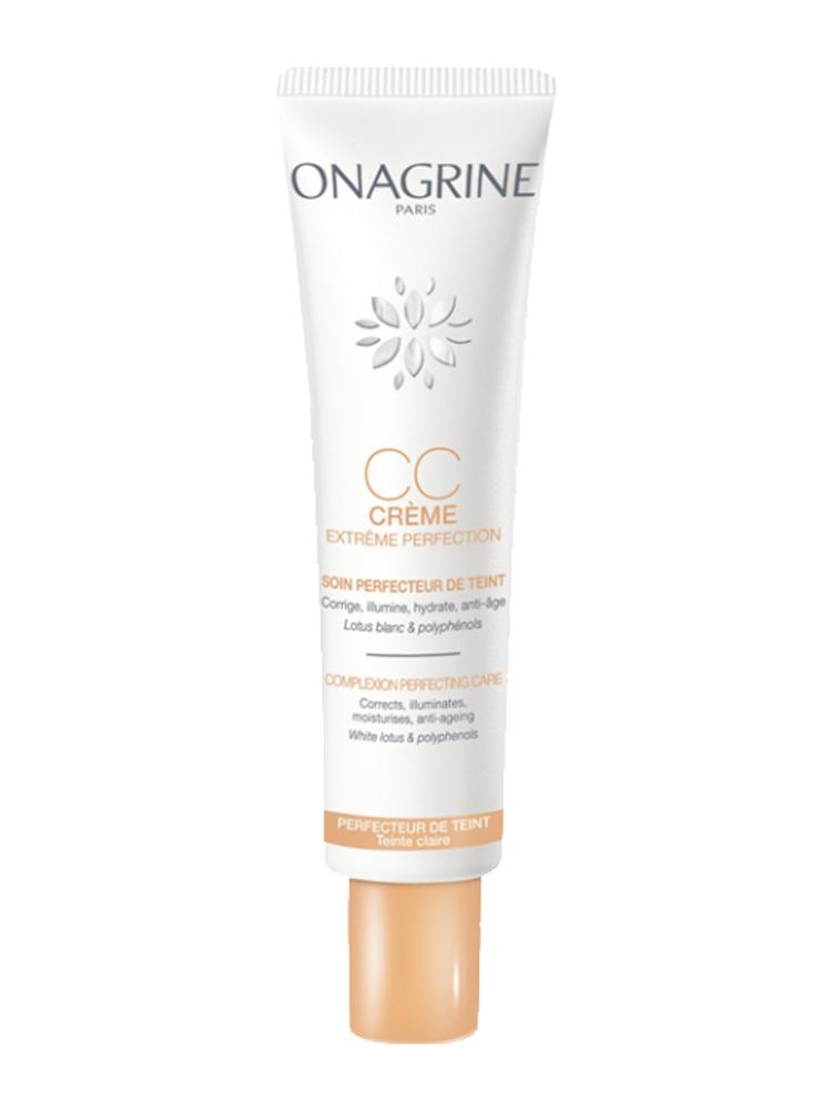 Super Onagrine CC Crème Extrême Perfection Soin Perfecteur de Teint 40 ml JI53