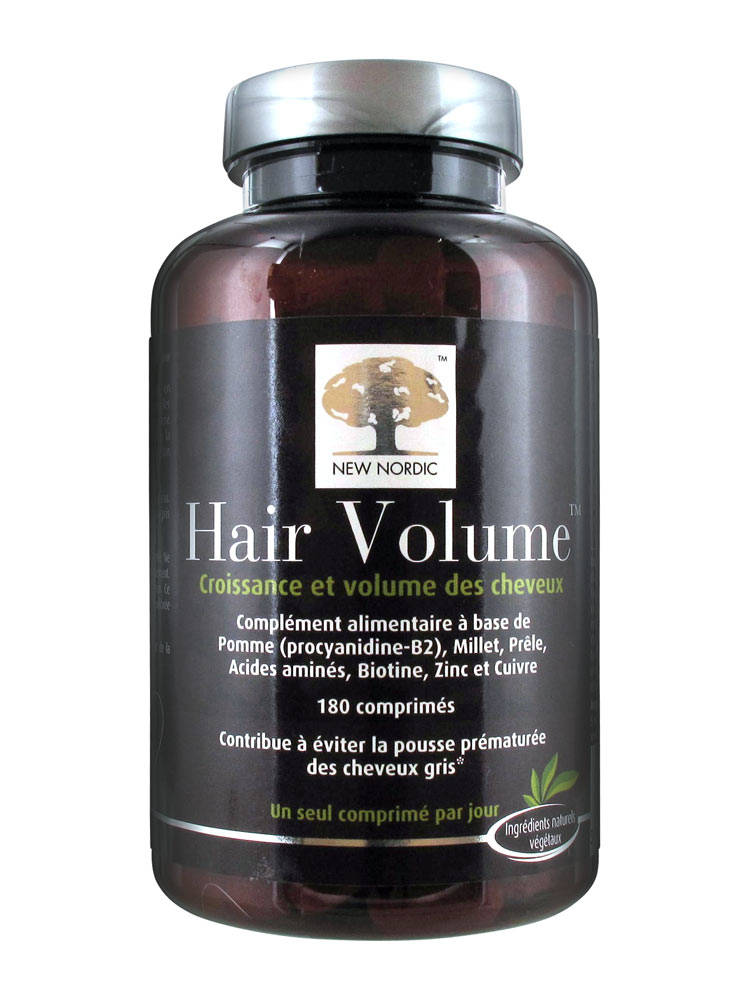 New Nordic Hair Volume 180 Tablets | Buy at Low Price Here