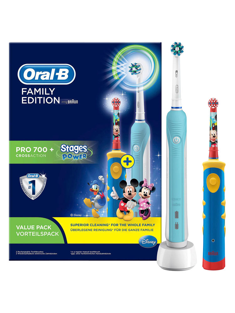 oral b pro 700 crossaction stages power mickey low price here. Black Bedroom Furniture Sets. Home Design Ideas