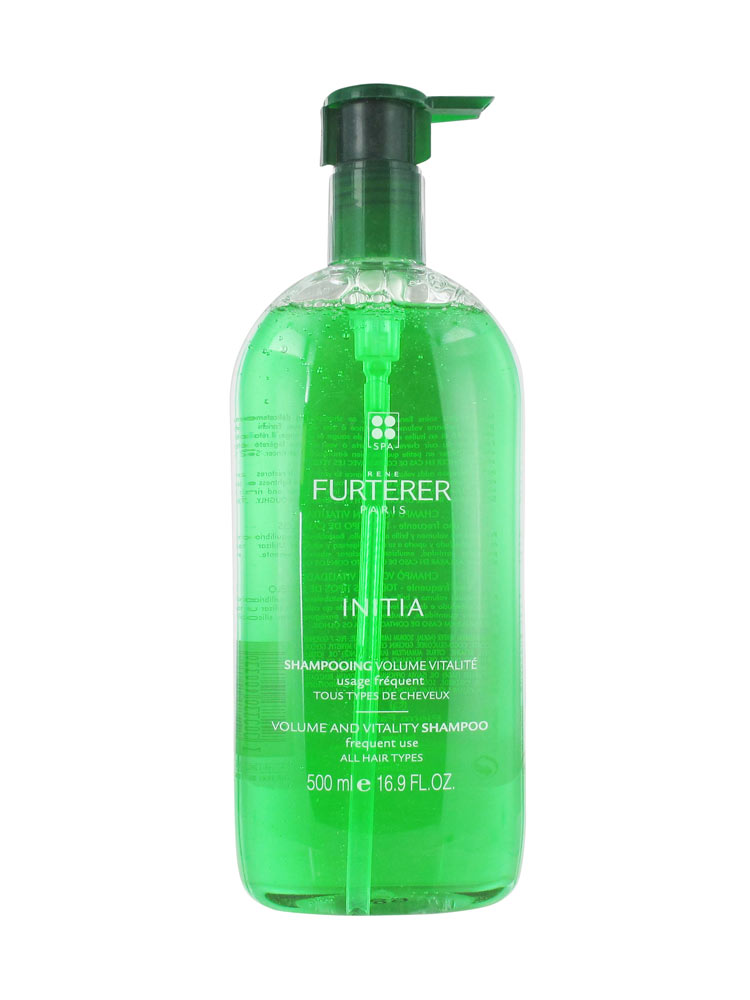 furterer initia volume and vitality shampoo 500ml buy at low price here. Black Bedroom Furniture Sets. Home Design Ideas