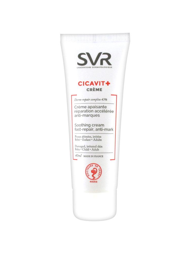 SVR Cicavit+ Crème Soothing Cream Fast-Repair Anti-Mark 40ml 456732ab59d