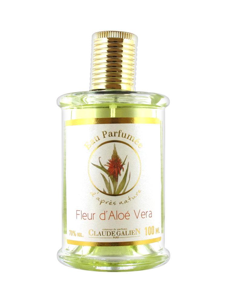 Claude Galien Eau Parfumee D Apres Nature Aloe Vera Flower 100ml