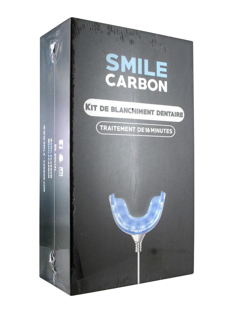 Kit Dentaire De Led À Smile Carbon Blanchiment j5AL43Rq