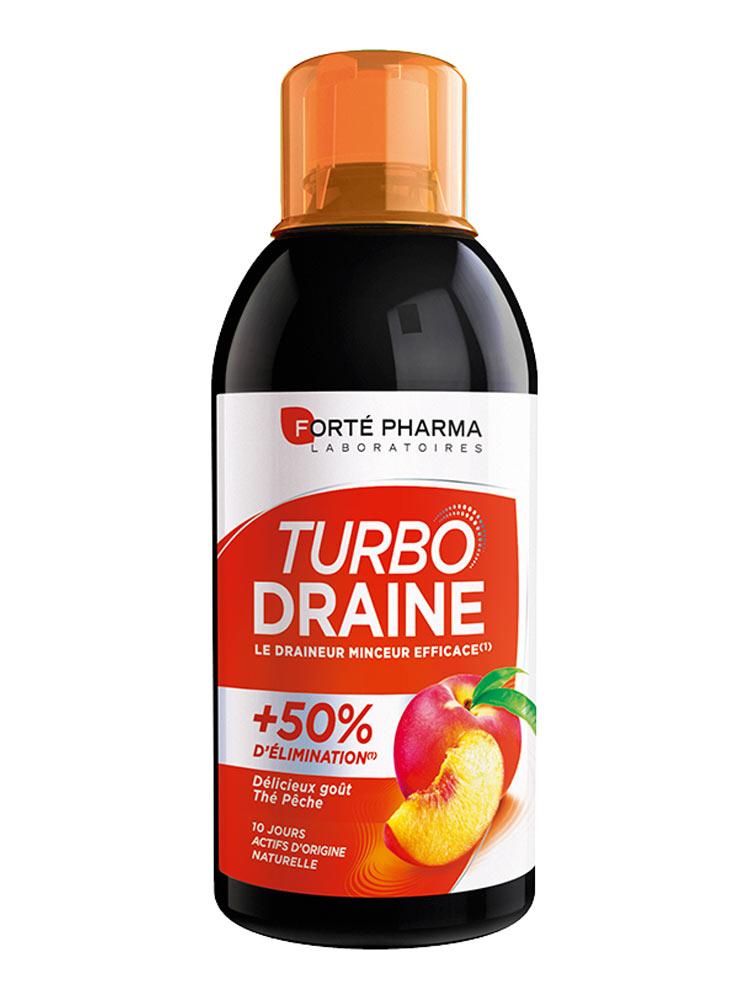 Forté Pharma TurboDraine Minceur 500 ml - Acheter à prix