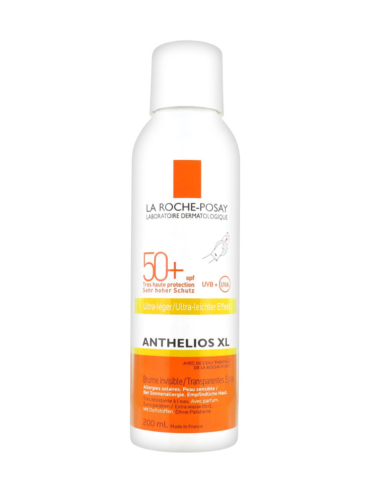 La Roche Posay Anthelios Xl Invisible Mist Ultra Light Spf
