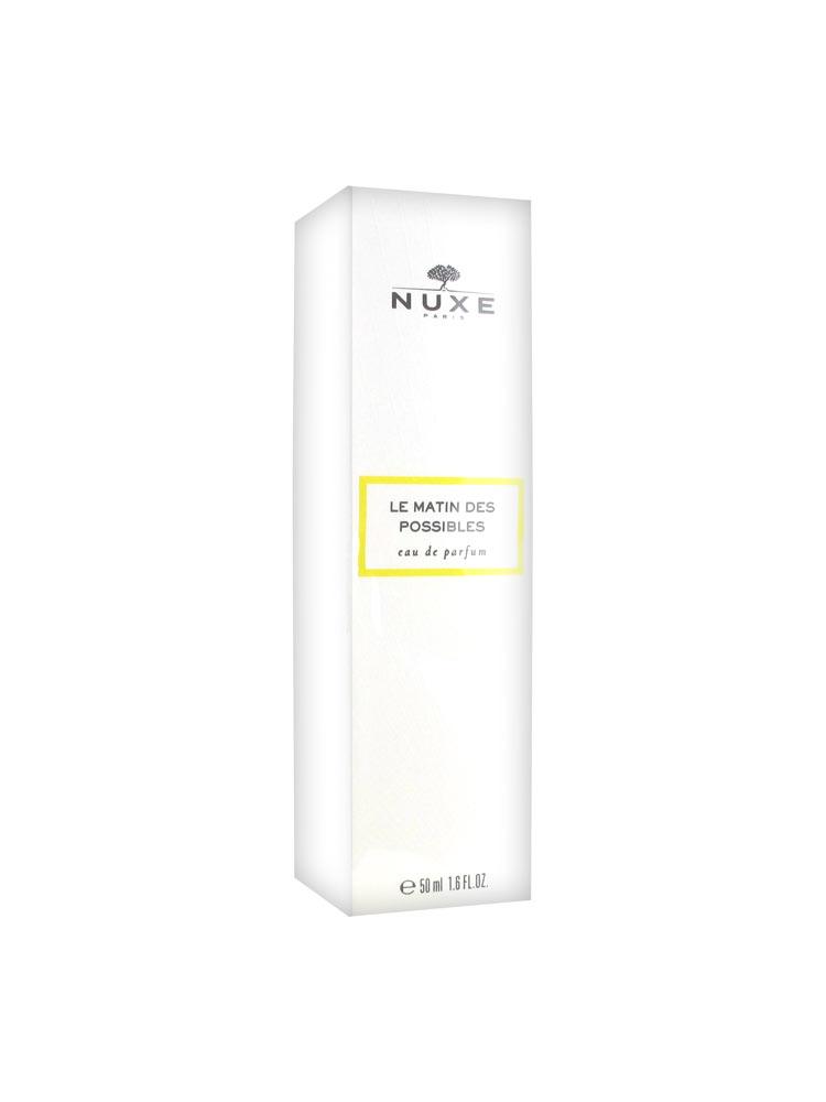 Nuxe le matin des possibles eau de parfum 50 ml - Parfum prodigieux nuxe pas cher ...