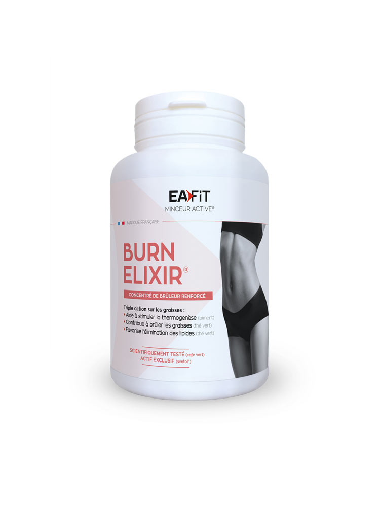 Eafit Burn Elixir 90 Capsules | Buy at Low Price Here