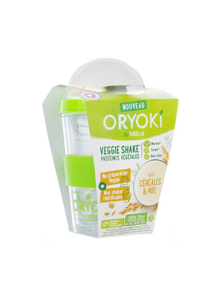 Oryoki by Milical Veggie Shake 1 Portion