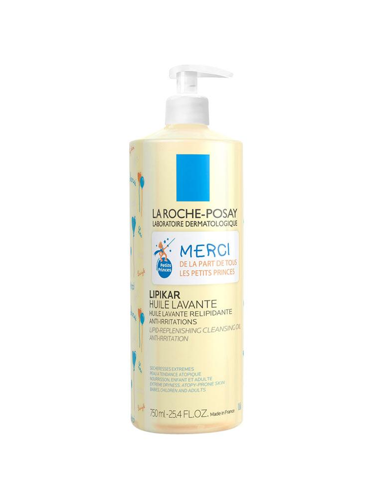 La Roche-Posay Lipikar Lipid Replenishing Cleansing Oil 750ml 828f5d2f32a