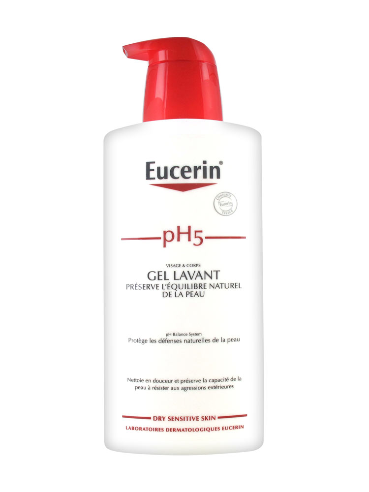 eucerin ph5 wash lotion