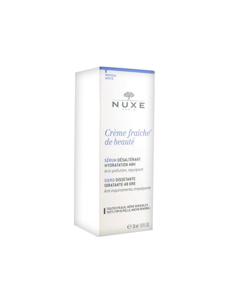 Nuxe Creme Fraiche Beaute Light Peau Mixte Tube 50ml Pharma At Home