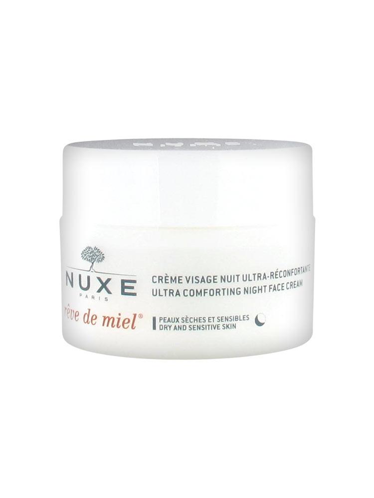 c9b3b4d2c Nuxe Rêve de Miel Crema Rostro Ultra-Reconfortante Noche 50 ml