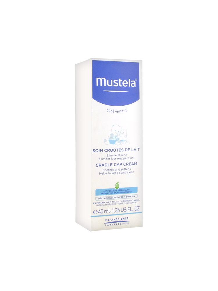 Mustela Milchkrustenpflege 40 ml