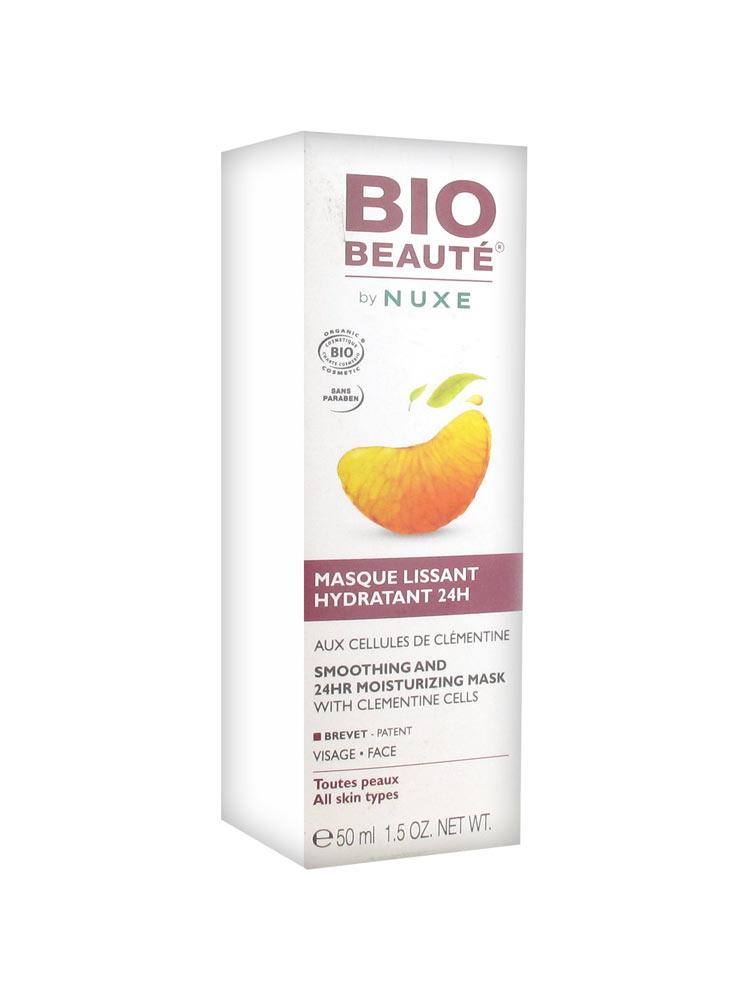 bio beauté nuxe masque lissant hydratant