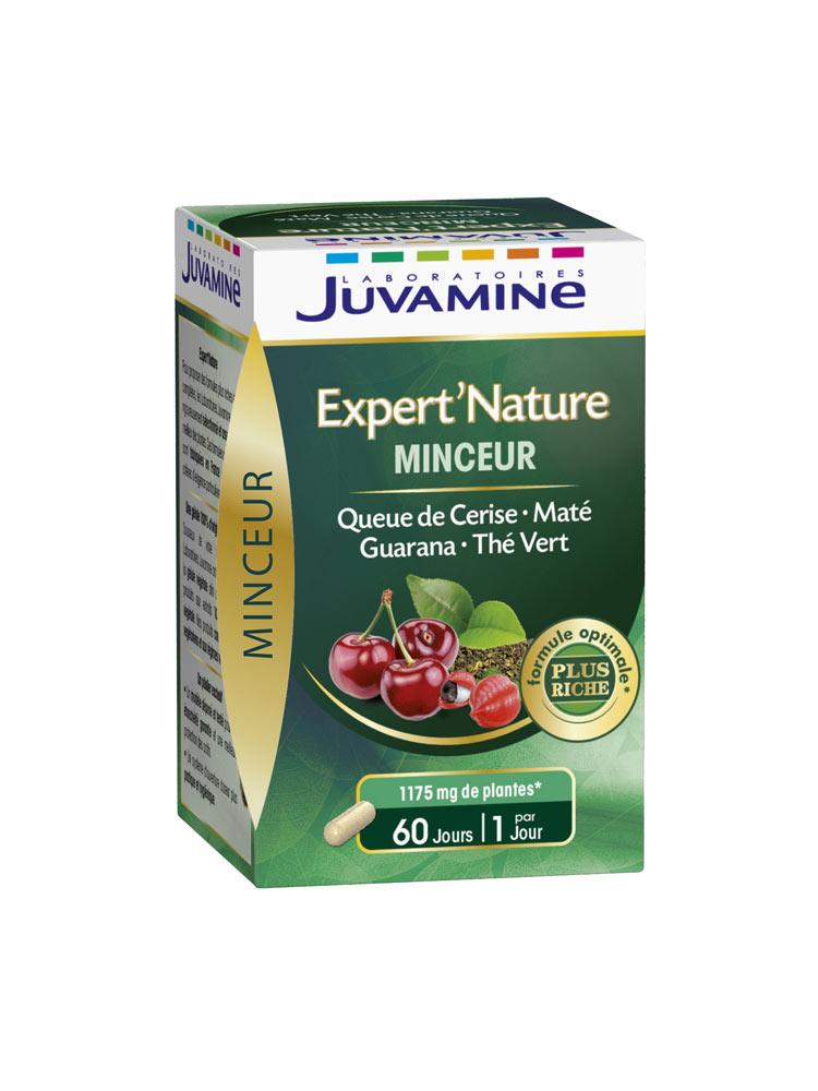 juvamine the vert guarana action minceur