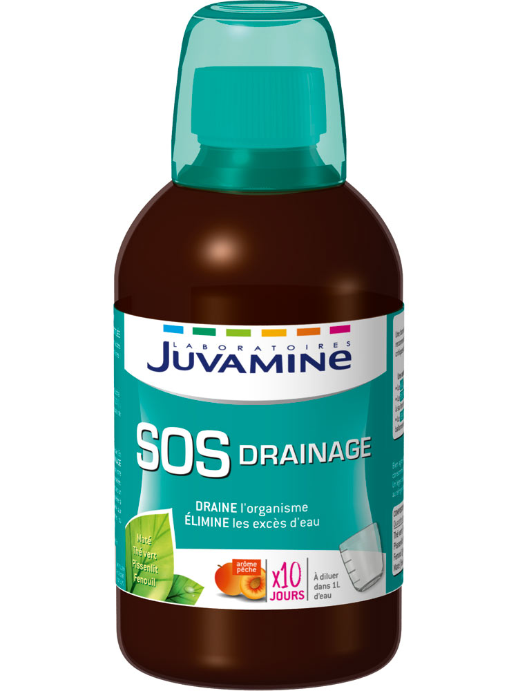 Juvamine SOS Drainage 500 ml