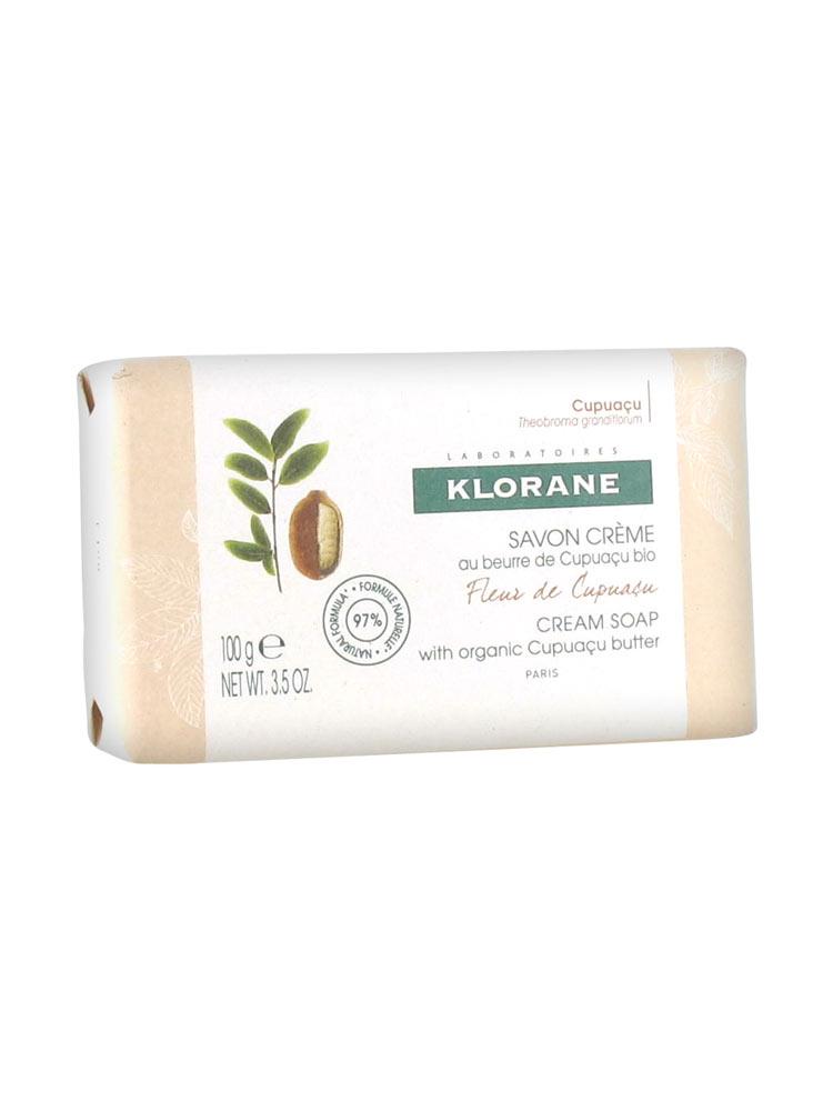 Klorane Cupuacu Flower Cream Soap 100g