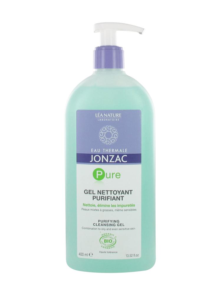 Gel Rửa Mặt Cho Da Dầu Mụn Eau Thermale Jonzac Pure Purifying Cleansing Gel 400ml