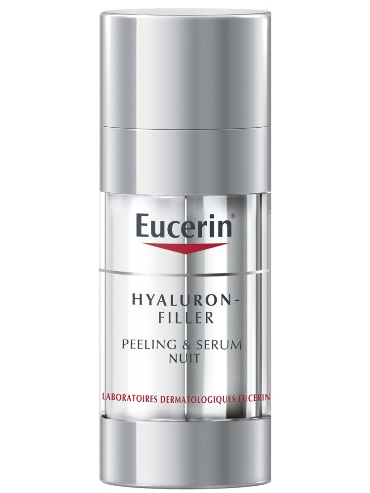 Eucerin Hyaluron Filler Peeling Amp Serum Night 30ml