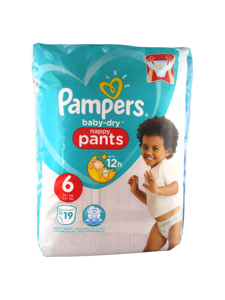 Pampers Baby Dry 19 Pants Size 6 15kg And Buy At Low Price Here