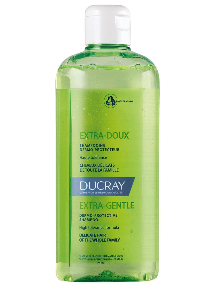 ducray shampoing extra doux 400 ml