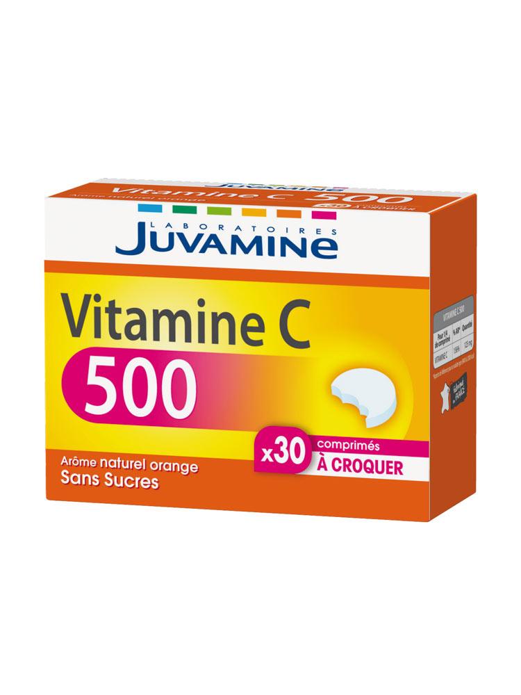vitamine c naturelle sans sucre