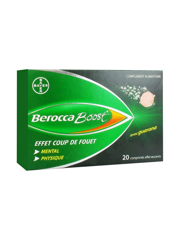 Berocca Boost Effervescent 20 Tablets