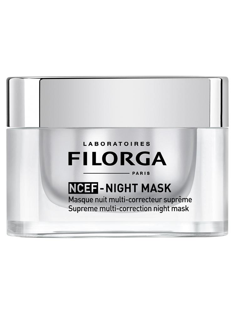 Znalezione obrazy dla zapytania NCEF-Night Mask Filorga