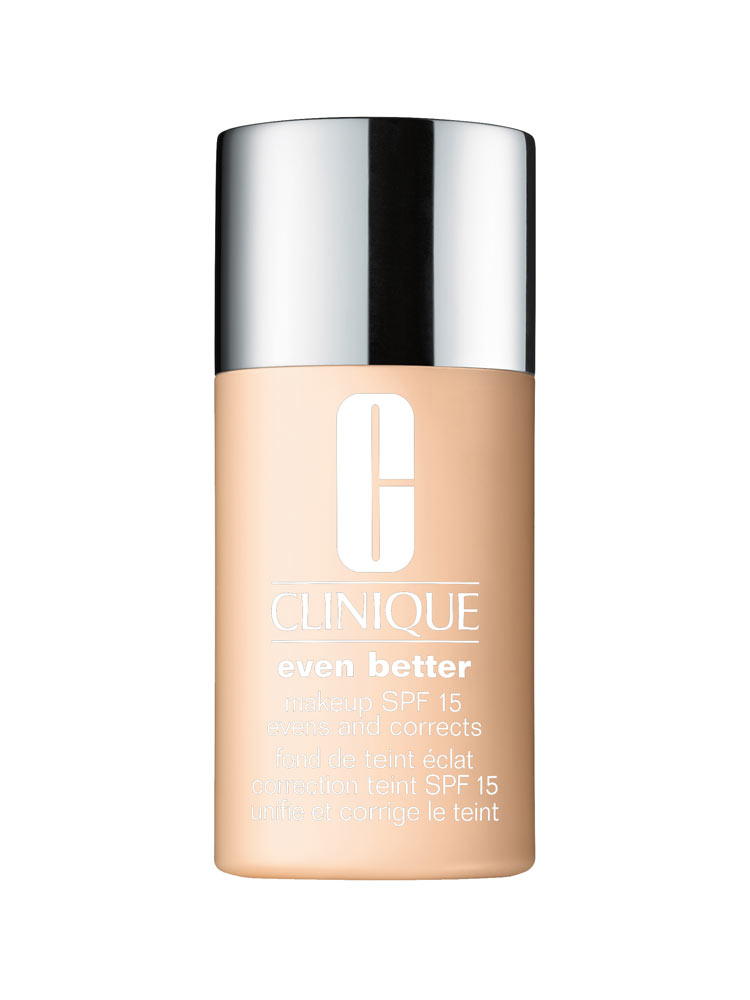 clinique even better makeup spf 15 evens and corrects 30ml. Black Bedroom Furniture Sets. Home Design Ideas