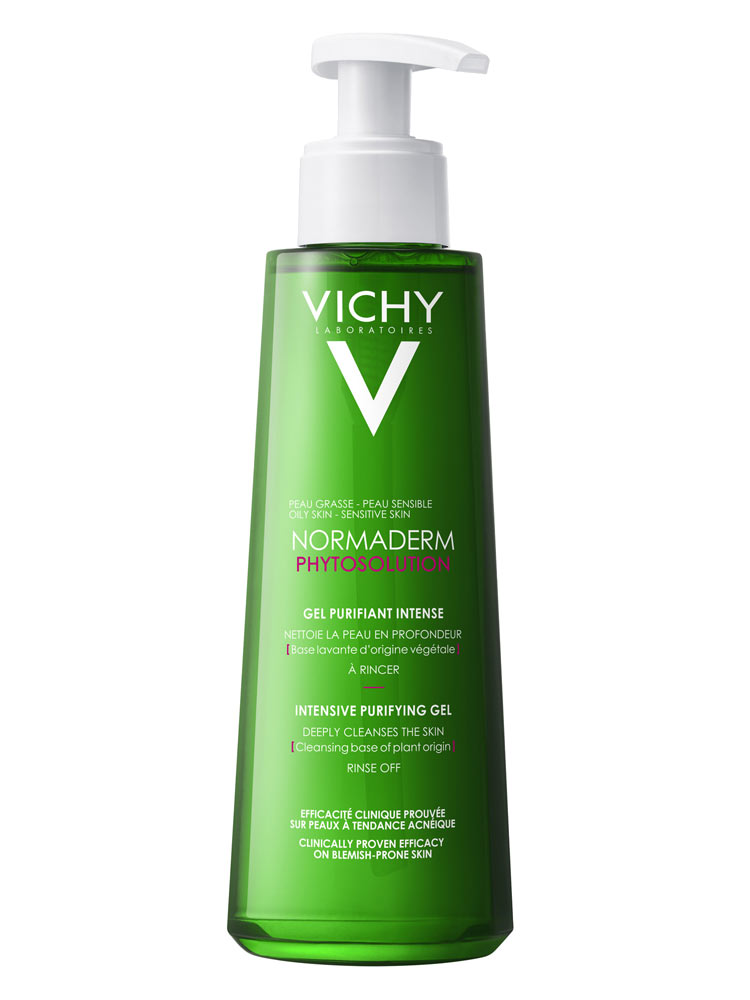 Vichy Normaderm Phytosolution Intense Purifying Gel 400ml