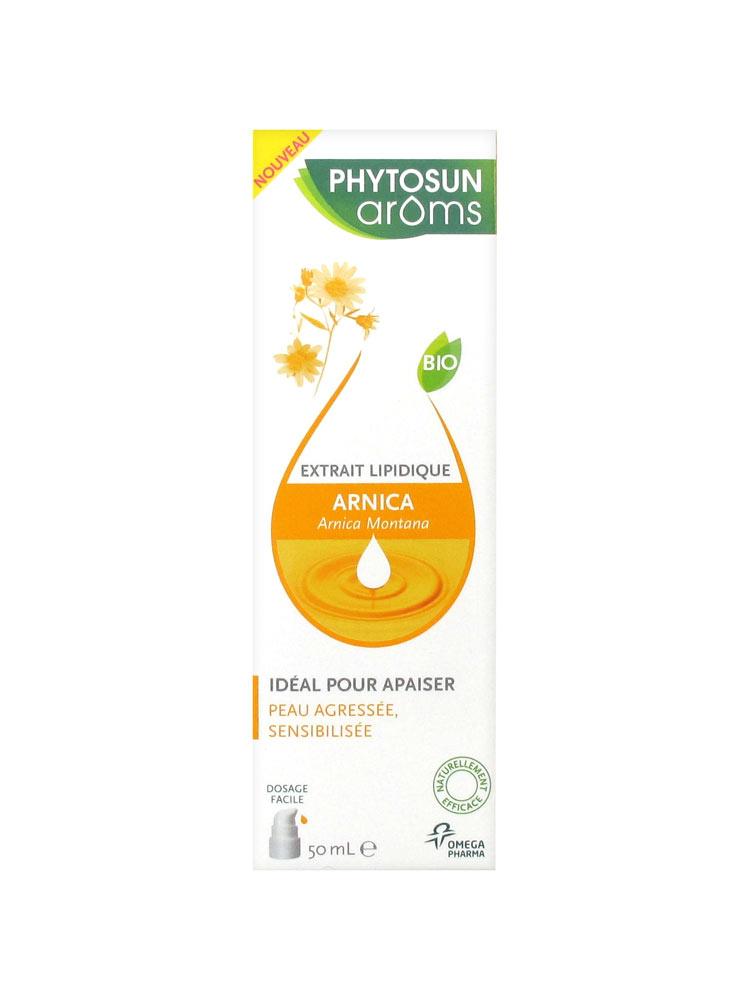 Ml 50 Extrait Lipidique Arôms Arnica Phytosun 1lFKcJ
