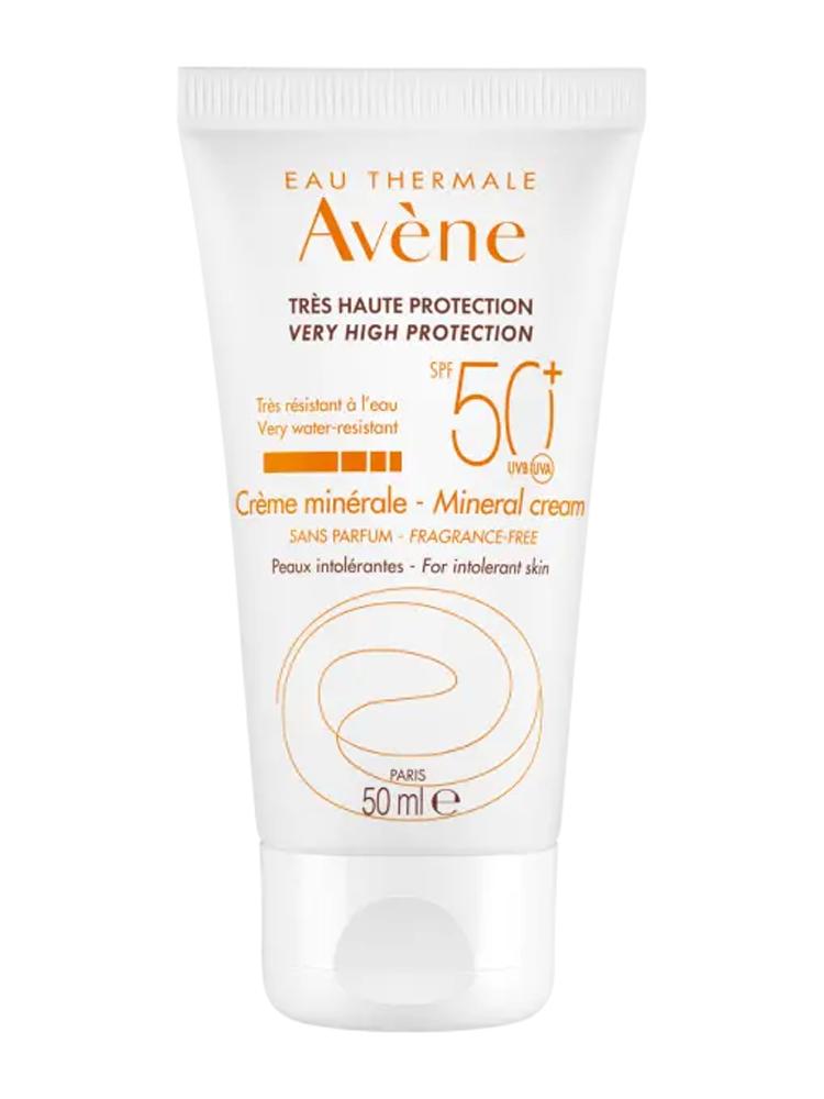 3d6d6997dc94 Avène Sun Care SPF 50+ Mineral Cream for Face 50ml