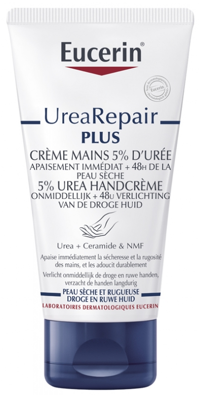 Eucerin UreaRepair PLUS 5% Urea Repairing Hand Cream