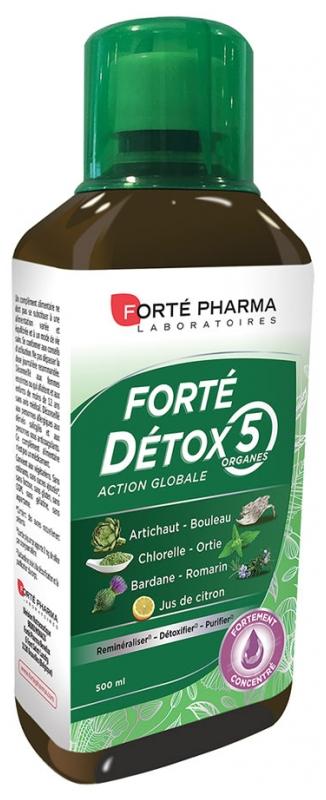 Parasites 12 Detox Forte Herbagetica, 30 capsule