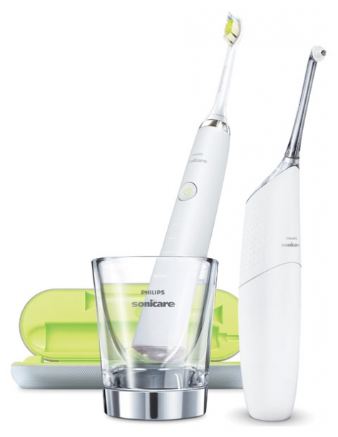Philips Sonicare DiamondClean + AirFloss Ultra Colour: White Edition
