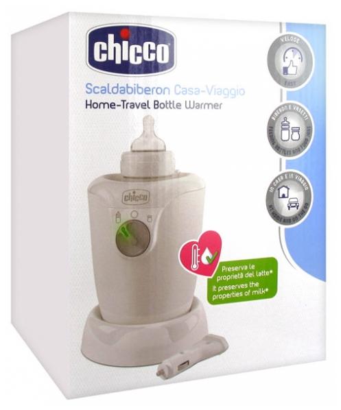 Chicco Chauffe-biberon maison voyage