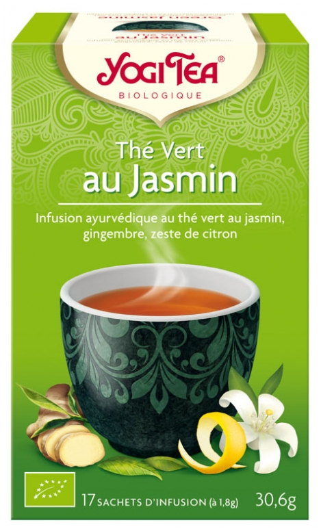 para que sirve el te de jengibre limon y jazmin