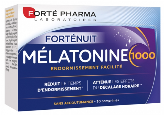 avis melatonine