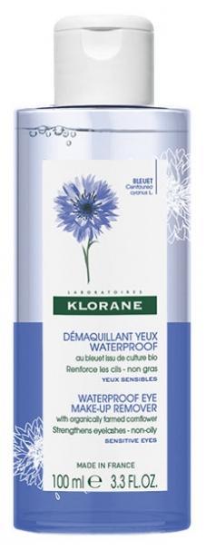 Klorane Waterproof Eye Make-Up Remover