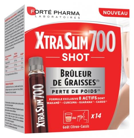 Forté Pharma Xtra Slim 700 14 Shots
