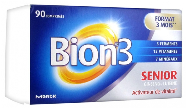 Bion 3 Senior 90 Tablets