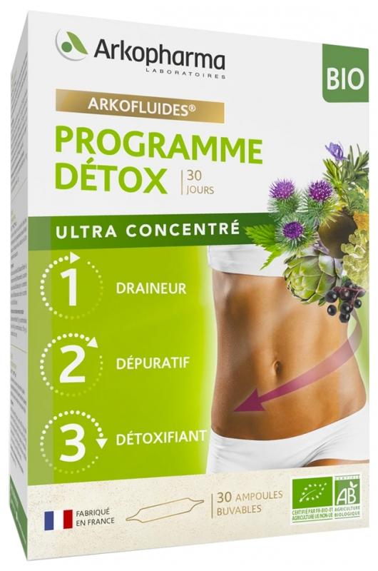 Arkopharma - Aroma Ultra Detox Slimming Jasmine Elderberry, ml
