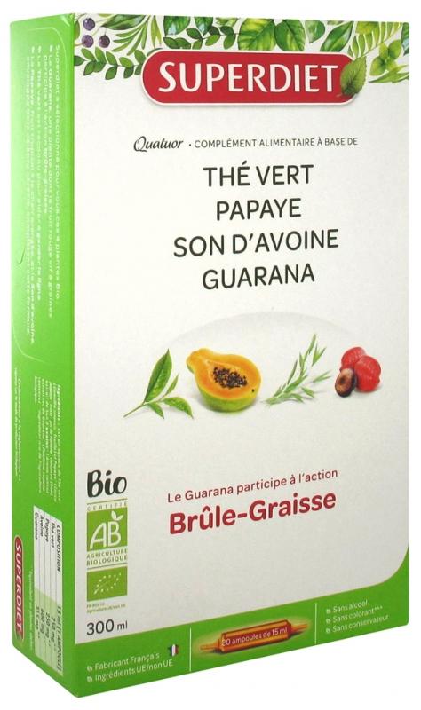 Capsule Cu Guarana Mg   bulk™